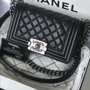 CHANEL Bags - SOLD❌Chanel Mini Boy Bag